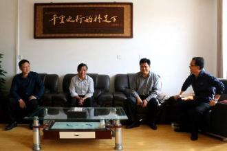管城区教体局责任督学到郑州二十九中指导工作